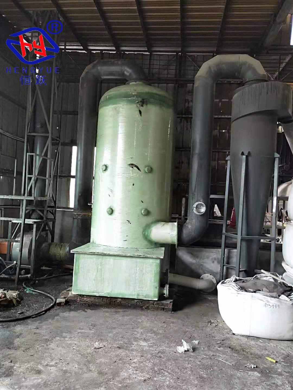 论废气处理工程设计方案的重要性