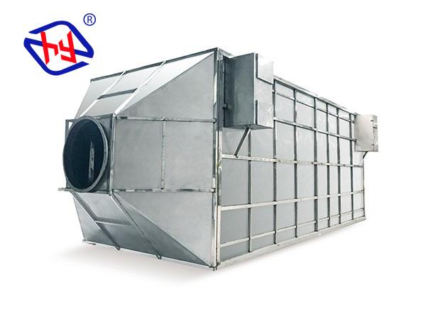 高压湿式静电除尘除雾器