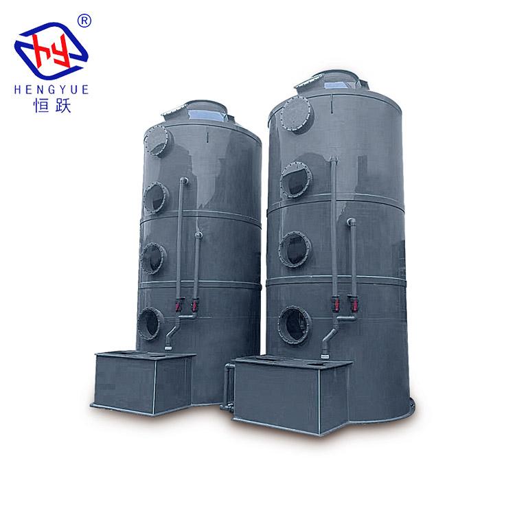 废气处理成套设备有哪些优点