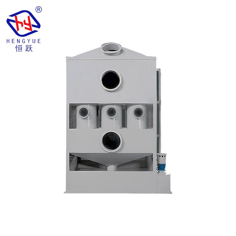 废气处理成套设备安装的三要素